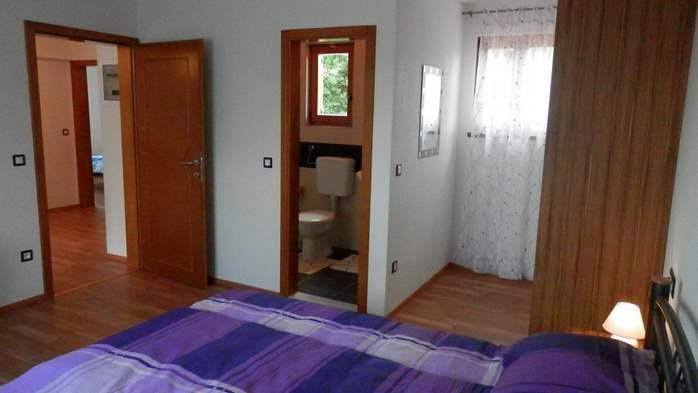 Villa with private pool, sauna, sun terrace, in central Istria, 6