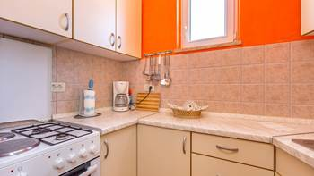 Charming and bright apartment with balcony for 4 persons, WiFi, 6