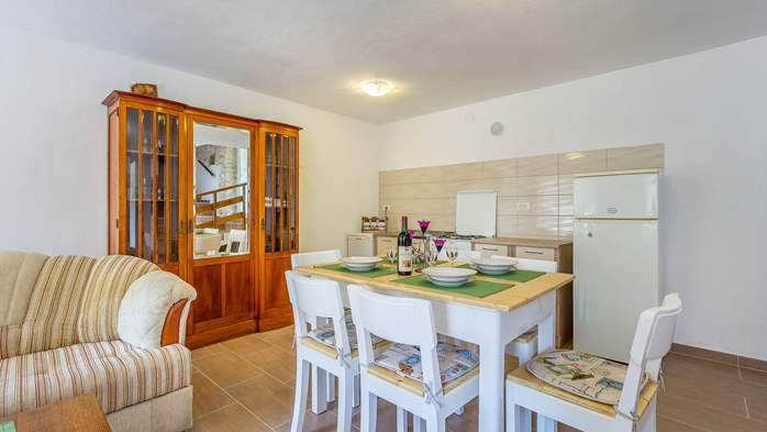Traditional house with 2 BR offers an unique experience of Istria, 12