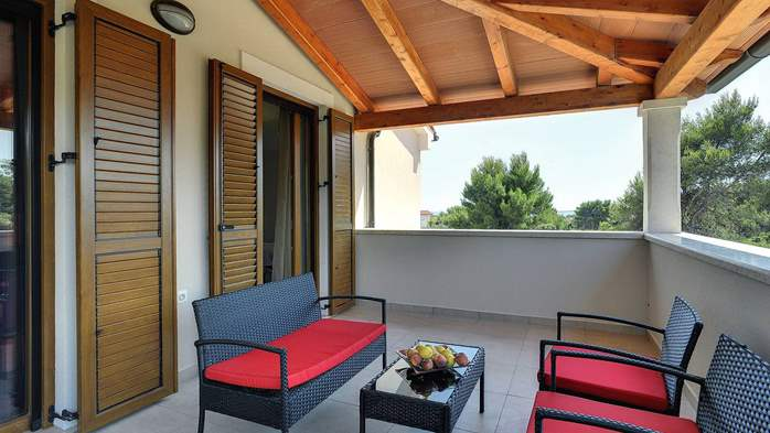 Charming stone villa in Medulin with private pool and sun terrace, 31