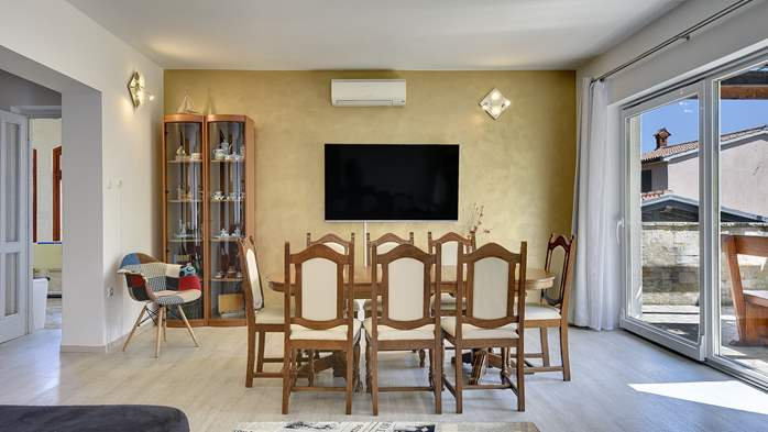 Villa in Ližnjan for golf lovers, with private pool, 19