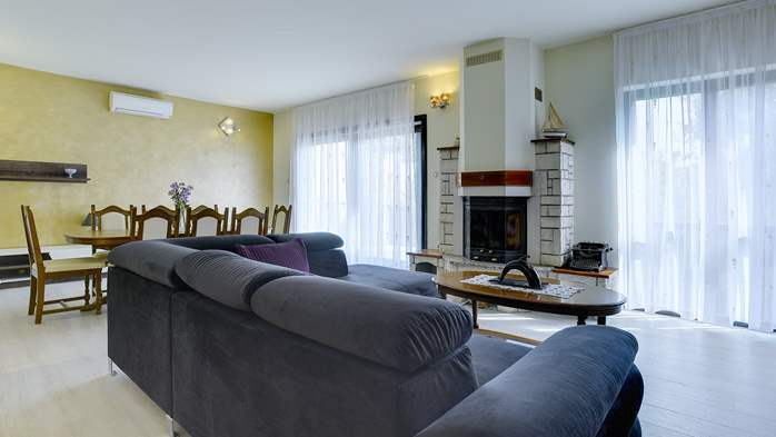Villa in Ližnjan for golf lovers, with private pool, 14