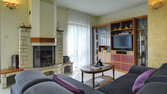 Villa in Ližnjan for golf lovers, with private pool, 16