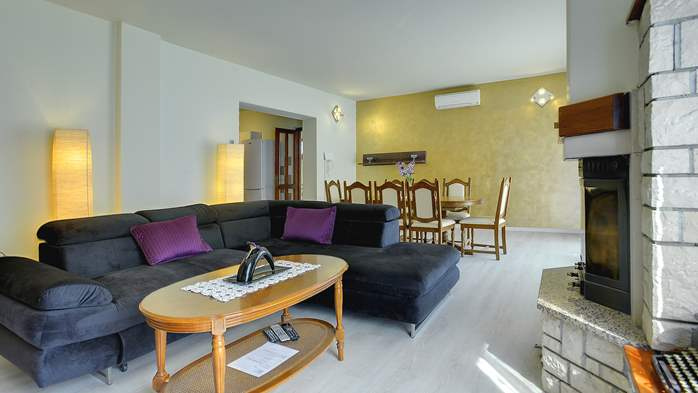 Villa in Ližnjan for golf lovers, with private pool, 13
