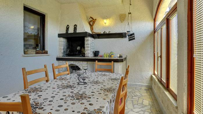 Villa in Ližnjan for golf lovers, with private pool, 35