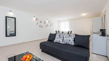 Large, comfortable apartment near the sea, in Pula, for 4 persons, 6