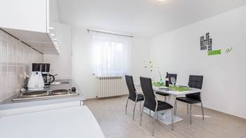Bright, modernly furnished apartment for 4 persons near the sea, 3