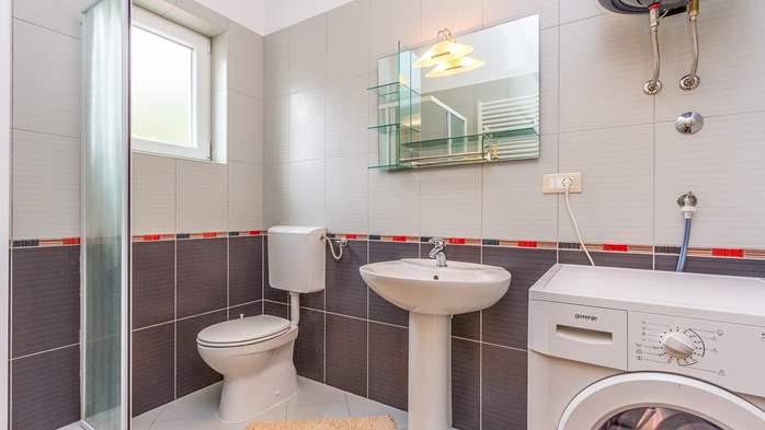 Comfortable accommodation for 12 people, house with pool, Ližnjan, 13