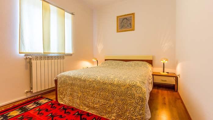 Comfortable accommodation for 12 people, house with pool, Ližnjan, 12