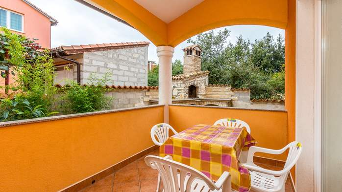 Comfortable accommodation for 12 people, house with pool, Ližnjan, 14