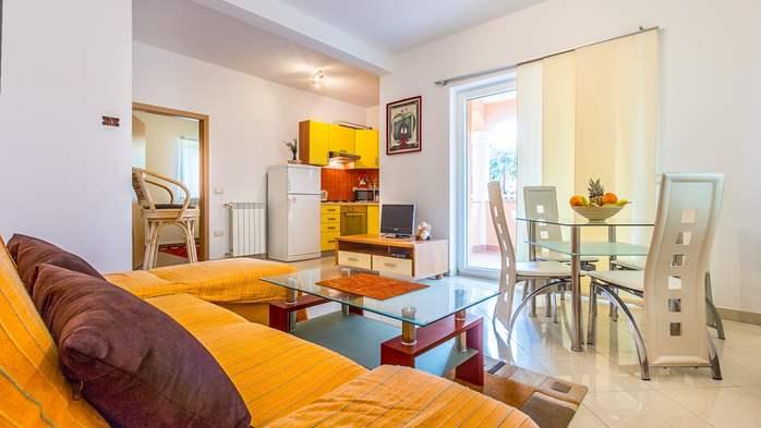 Comfortable accommodation for 12 people, house with pool, Ližnjan, 9