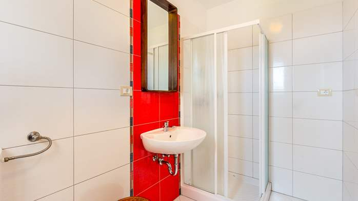 Comfortable accommodation for 12 people, house with pool, Ližnjan, 23