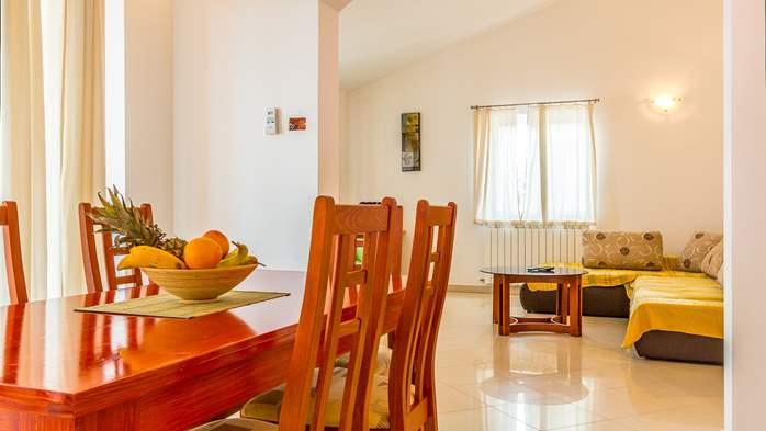 Comfortable accommodation for 12 people, house with pool, Ližnjan, 17