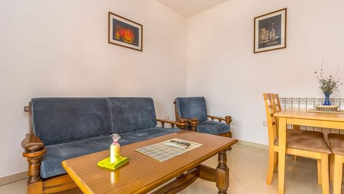Comfortable accommodation for 12 people, house with pool, Ližnjan, 26