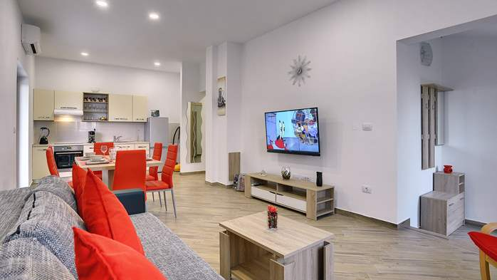 Newly built house in Ližnjan with a private pool and free WiFi, 15