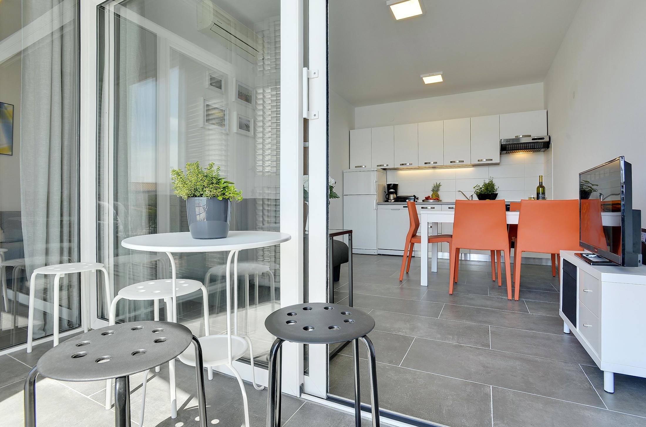 Prenotate le vacanze in questo comodo alloggio vicino al mare for Appartamenti barcellona vicino al mare