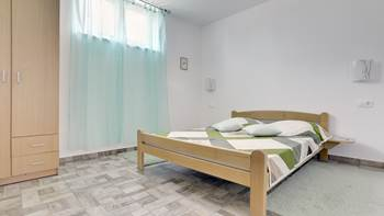 Spacious apartment for 4 persons with 2 bathrooms, 6