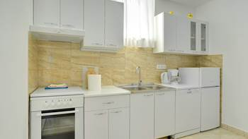 Spacious apartment for 4 persons with 2 bathrooms, 5
