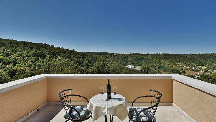 Charming villa with heated pool in the heart of Istria, 36
