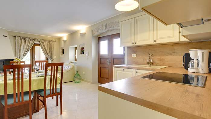 Charming villa with heated pool in the heart of Istria, 23