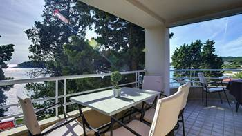 Spacious apartment in Pula close to the sea, with WiFi and SAT-TV, 2