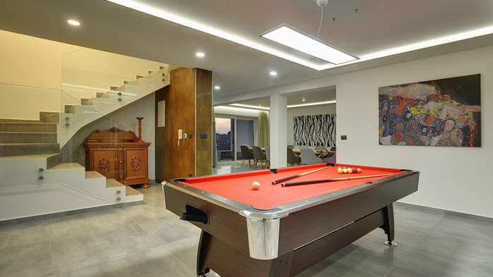 Marvelous villa in Banjole with pool, sauna, gym and free WiFi, 32