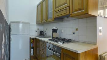 Air-conditioned apartment for 4 persons with two bedrooms, WiFi, 8