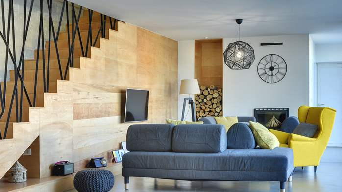 Wonderful newly built villa in Ližnjan, with private pool and BBQ, 10