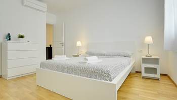 Elegant and air-conditioned apartment for up to 6 people, WiFi, 9