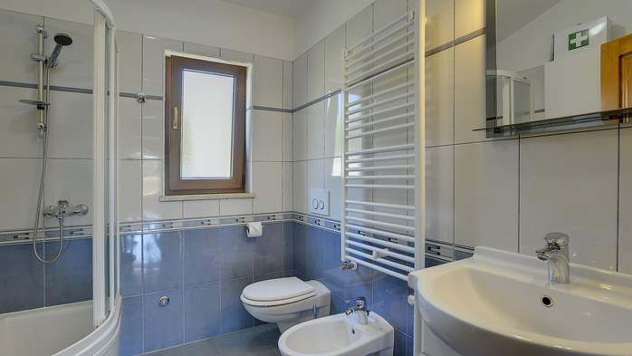Charming villa with outdoor pool, nice garden and tavern, 26