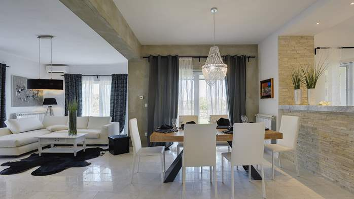 Heavenly villa close to Rovinj, with heated pool, sauna, jacuzzi, 27