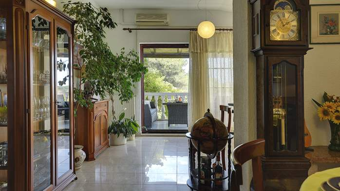 Villa in Banjole with swimming pool and beautiful sea view, 25