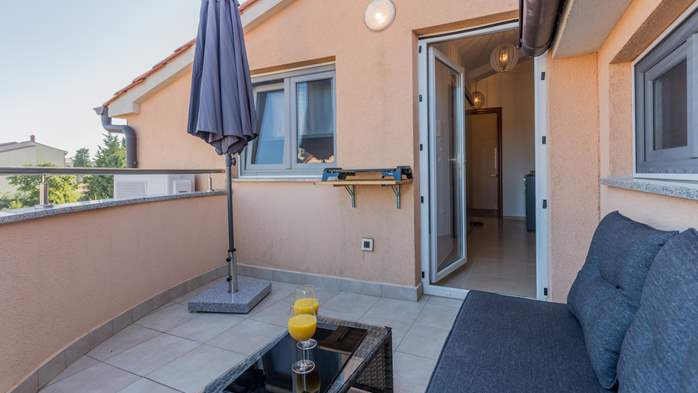Nicely decorated two-bedroom apartment with private balcony, 26