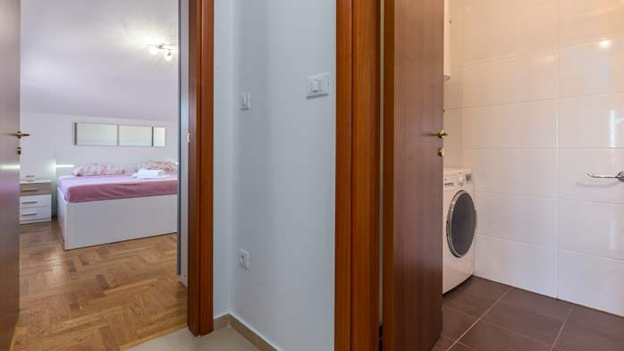 Nicely decorated two-bedroom apartment with private balcony, 22