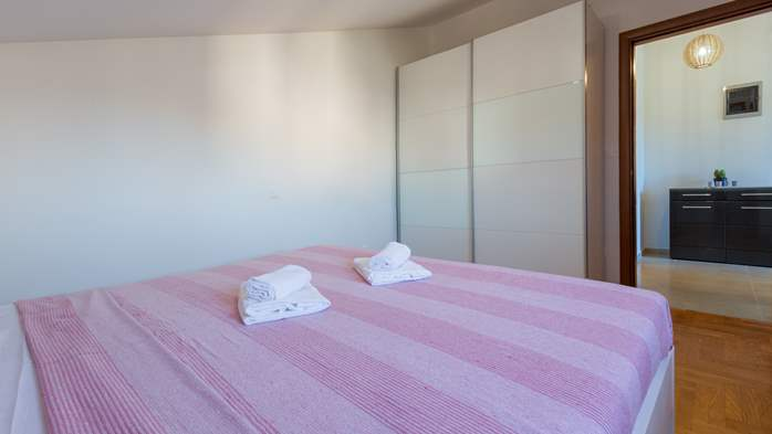 Nicely decorated two-bedroom apartment with private balcony, 21