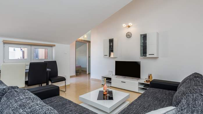 Nicely decorated two-bedroom apartment with private balcony, 18
