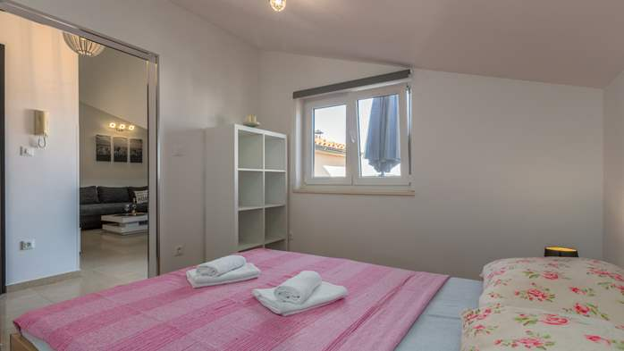 Nicely decorated two-bedroom apartment with private balcony, 11