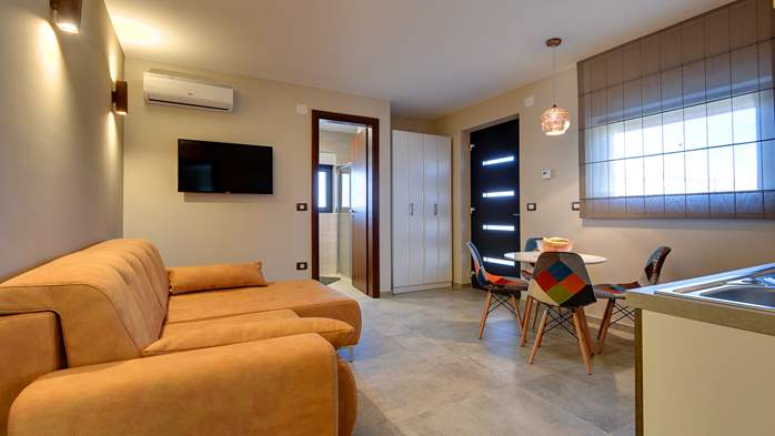 Luxury villa in Pula with heated pool and Jacuzzi for ten persons, 62