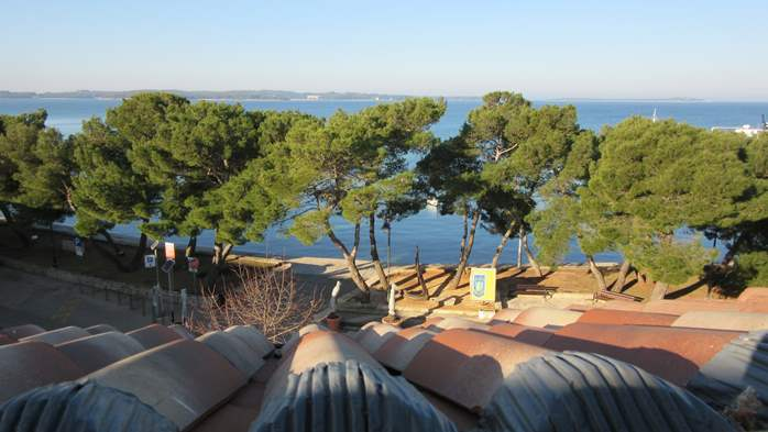 Apartment with beautiful sea view, for 5 persons, 1