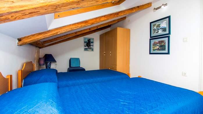 Apartment with beautiful sea view, for 5 persons, 19