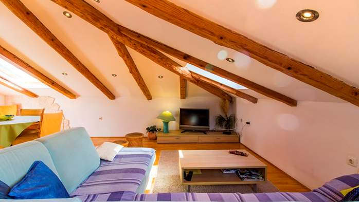 Apartment with beautiful sea view, for 5 persons, 5