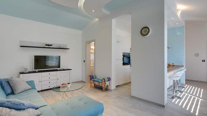 Villa in Galižana for 6 people, swimming pool, sun terrace, WiFi, 15