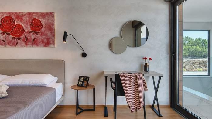 Luxury villa with outdoor pool, Finnish sauna and playroom, 28
