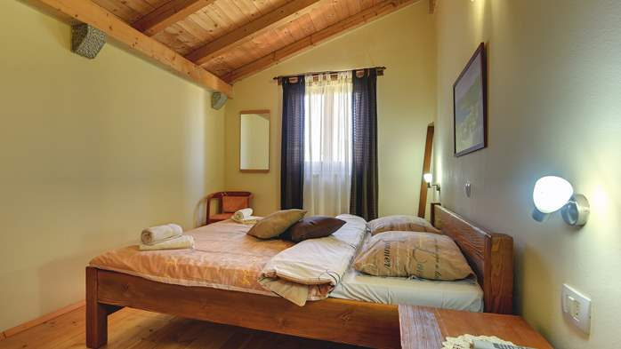 Traditional Istrian villa for 12 persons with private pool, 23