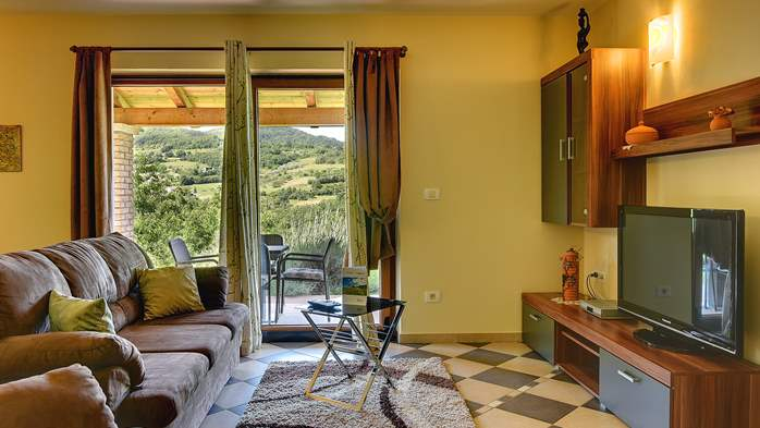 Traditional Istrian villa for 12 persons with private pool, 29