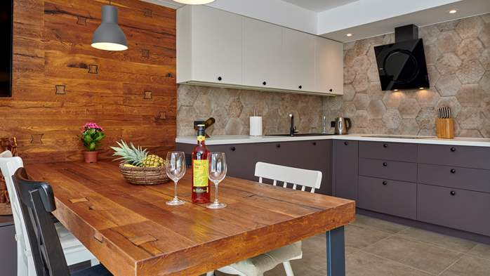 Charming villa in the heart of Istria with private pool, 21