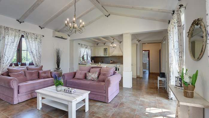 Romantic villa for 6 persons with private pool near Porec, 19