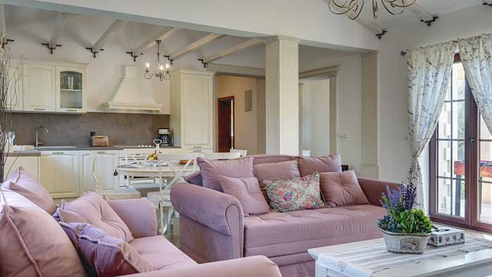 Romantic villa for 6 persons with private pool near Porec, 23