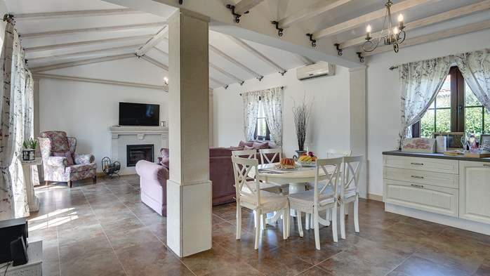 Romantic villa for 6 persons with private pool near Porec, 25