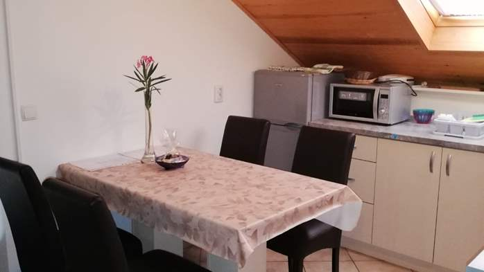 Apartment with two bedrooms and barbecue for 4 people., 1